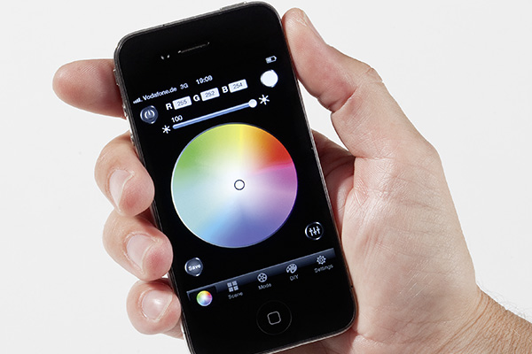 LCO - Moderne Lichtsteuerung per App